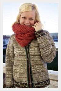 Gamle kofter og strikkede gensere4